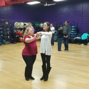 Advanced Beginner Ballroom Dance Class