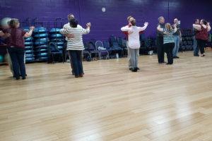 Beginner Ballroom Dance Class