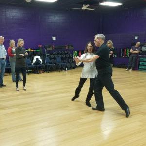 Intermediate Ballroom Dance Class